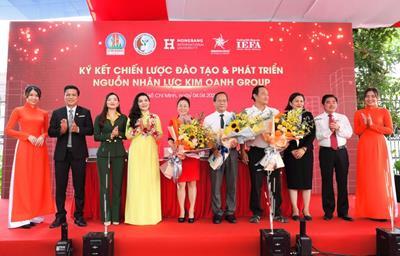 Kim Oanh Group triển khai hiệu quả nhiều chương trình phát triển nhân lực