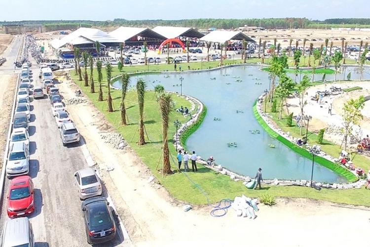 Lễ mở bán dự án Mega City Nhơn Trạch, Đồng Nai
