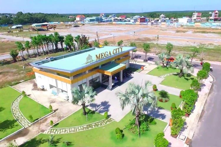 Tổng quan hạ tầng và cảnh quan dự án Mega City 2