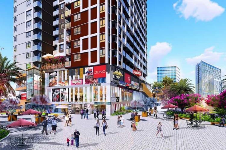 Trung tâm mua sắm sầm uất tại dự án The East Gate