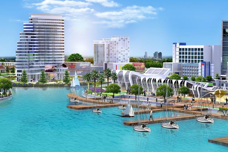 Tiện ích khu đô thị Paradise Riverside Đồng Nai