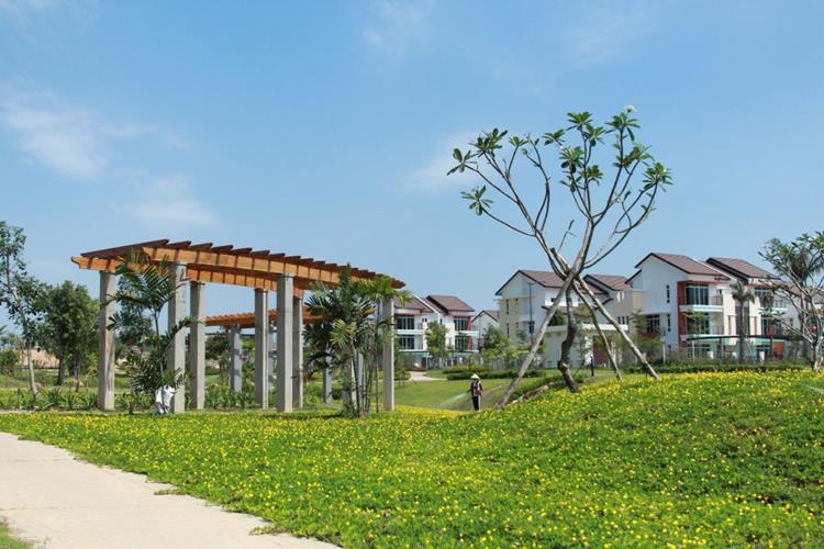 Công viêndự án Ecolakes Mỹ Phước Bình Dương