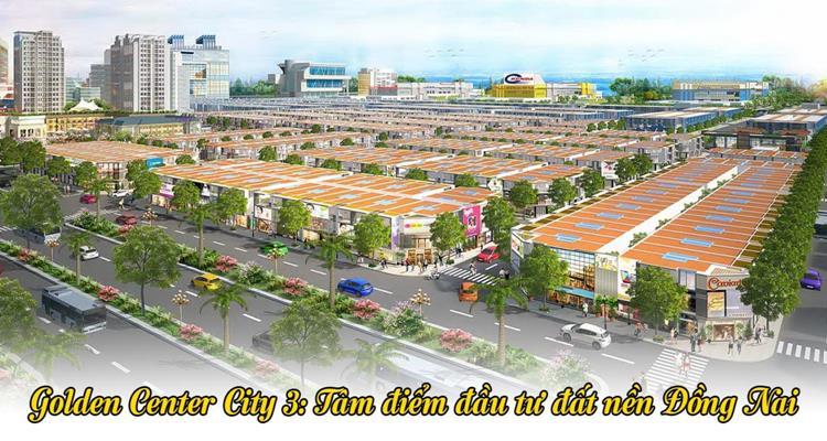 Thành phố mới gần sân bay Long Thành