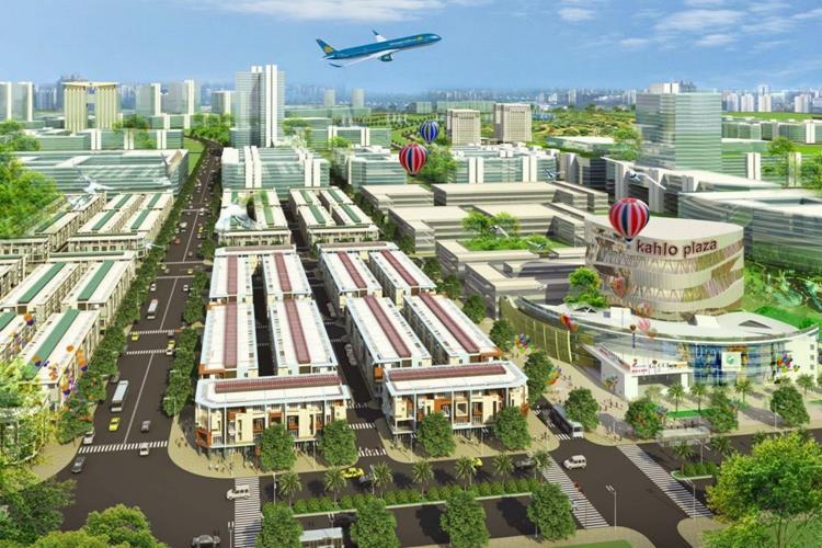 Cảnh quan và hạ tầng nội khu được quy hoạch hoàn thiện