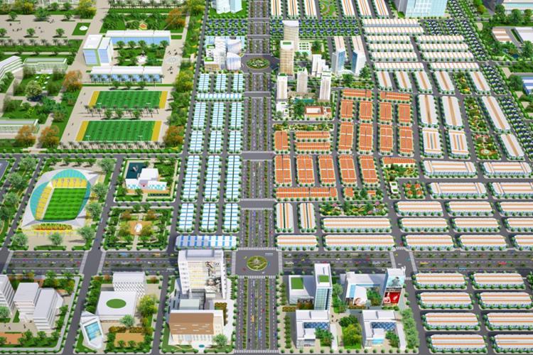 Tổng quan dự án Golden Center City 3
