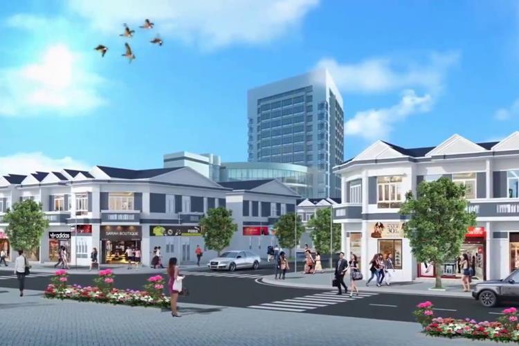 Tiện ích Golden Center City Bình Dương (Hình minh hoạ)