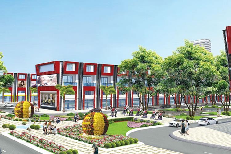 Tiện ích dự án The Mall City Bình Dương