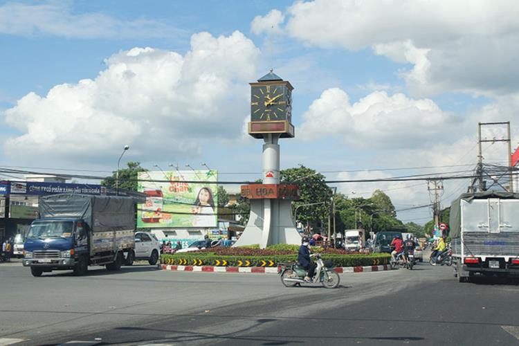 Biên Hoà đang là thành phố có tốc độ phát triển nhanh chóng
