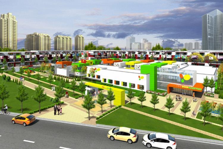 Quy hoạch không gian xanh trong dự án