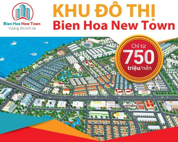 Biên Hoà New Town
