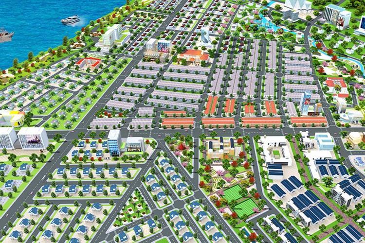 Phối cảnh dự án Biên Hoà New Town