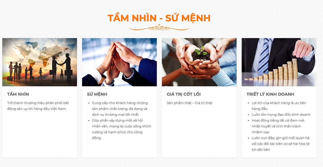 Tầm nhìn và sứ mệnh của Kim Oanh Group